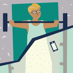 Crack, Creak, Pop: The Sounds of a Post-Surgery Workout