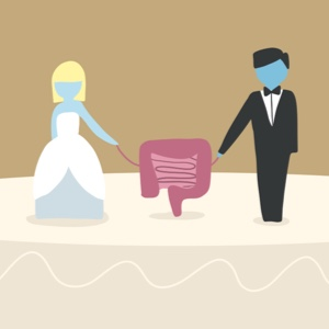 Crohn's Disease Crashed My Wedding