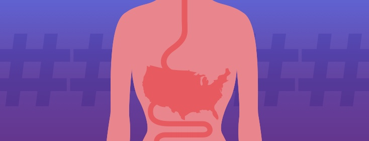 Crohn's Disease Symptoms By The Numbers