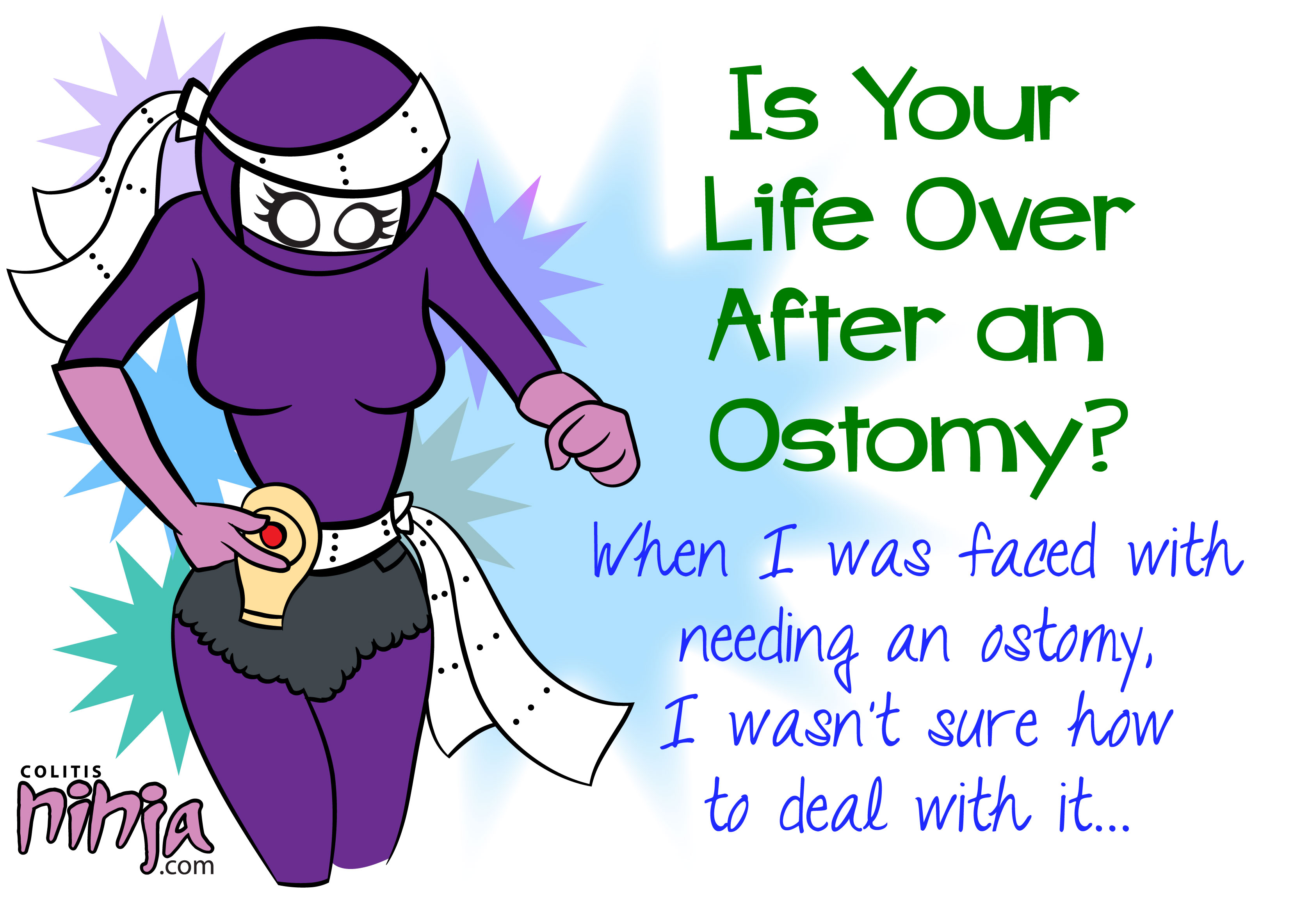 Is Life Over After An Ostomy Inflammatoryboweldisease Net