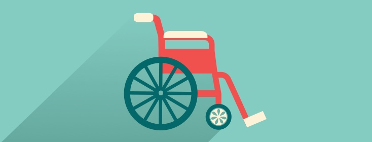 Sometimes You Need a Wheelchair (and that