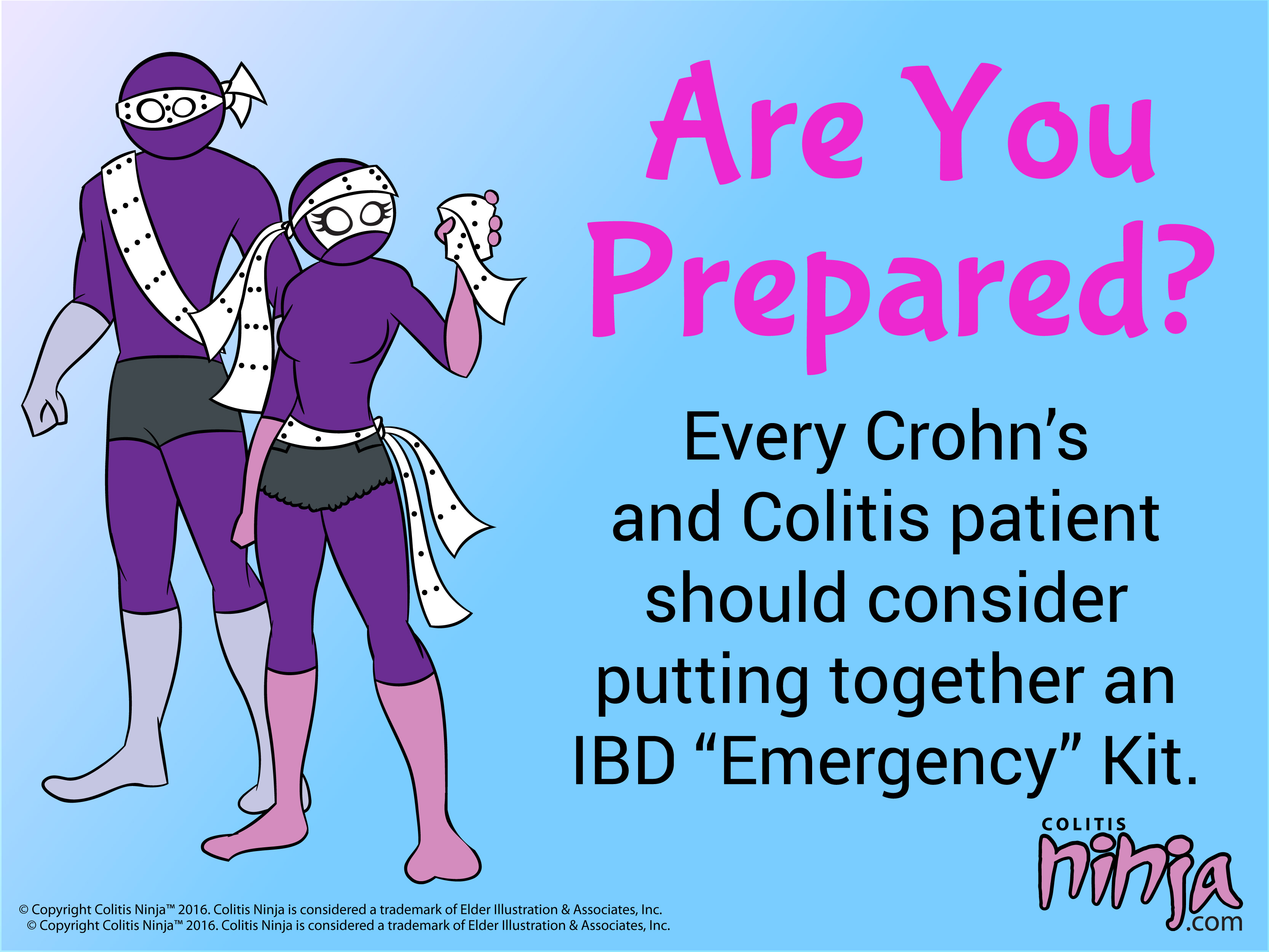 IBD Emergency Kit