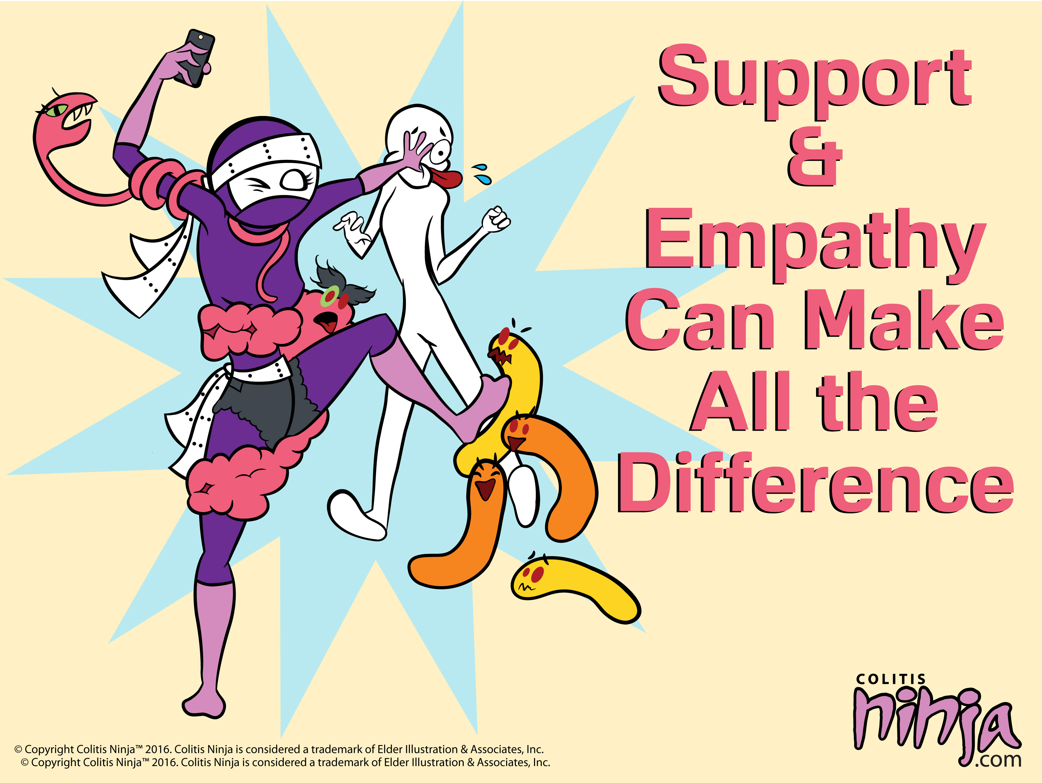Support and Empathy