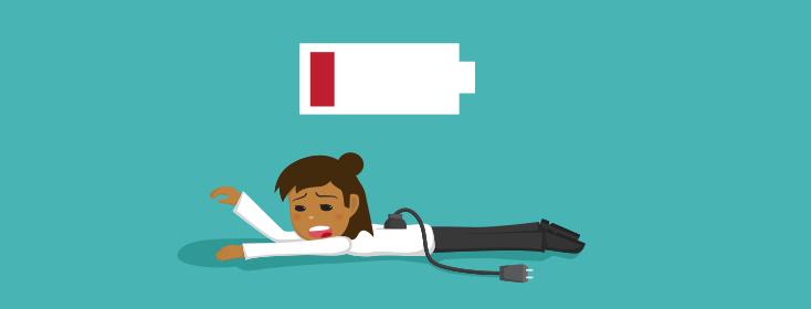 Tired vs IBD Tired image