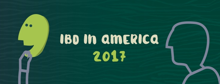 The Invisible Journey of IBD: 2017 In America Results.