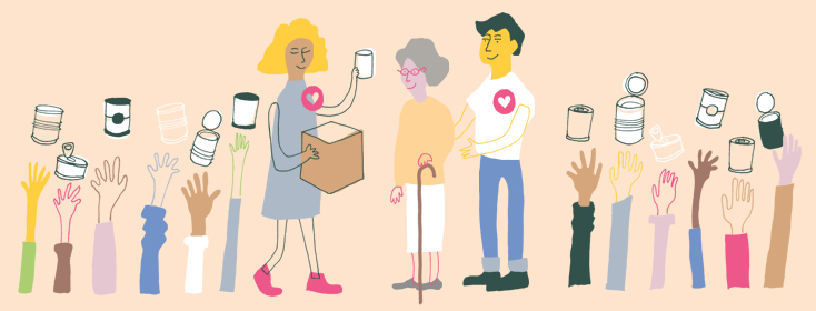 people-giving-back