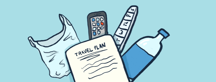 13 Tips For Traveling with IBD.