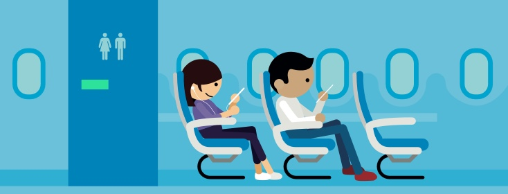 8 tips for flying with IBD.