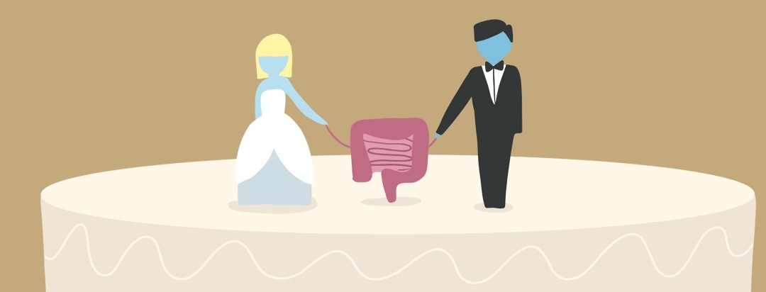 Crohn's Disease Crashed My Wedding