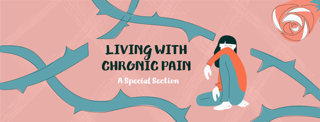 Living with Chronic Pain image