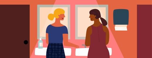How an Empathetic Stranger Helped Me Through Crohn's Symptoms image