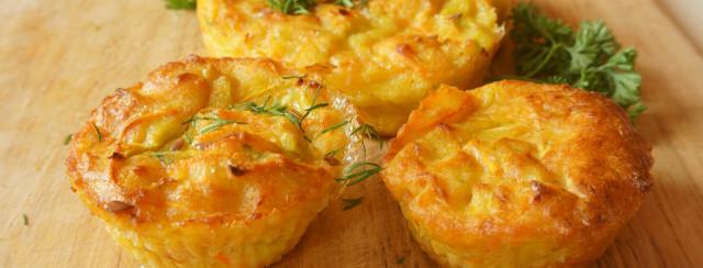 "Veggie Egg ""Muffins"" image"