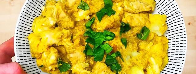 Turmeric Thai Curry image