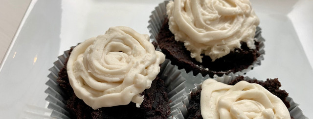 Gluten-Free and Vegan Heavenly Cupcakes image