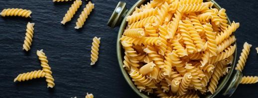 Low-Roughage Italian Rotini Pasta Salad image