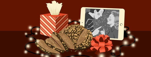 Coping with Crohn's and Colitis During the Holidays image