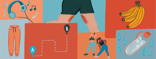 Various tips for working out with Crohn's Disease
